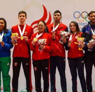 Brasil domina el medallero de los Odesur 2018 y Chile sigue su buena participación