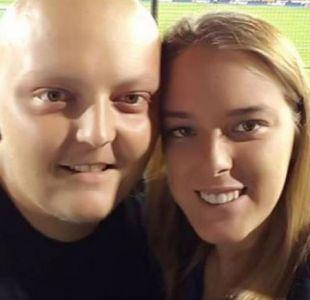 Mujer recibió emotivo regalo de su esposo dos meses después de su muerte