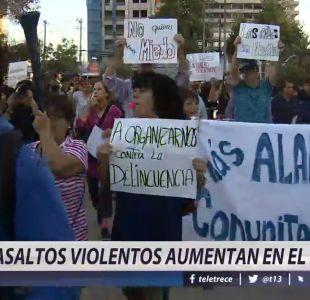 [VIDEO] Asaltos violentos aumentan en el país