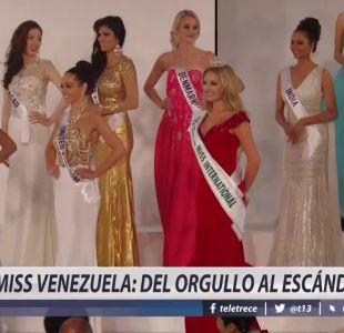 [VIDEO] Miss Venezuela: del orgullo al escándalo