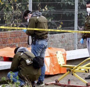 Ola de frío: Persona en situación de calle aparece muerta en Peñalolén