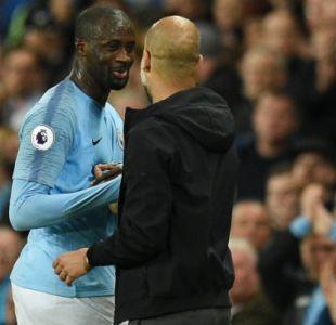 """Yaya Touré insinúa racismo de Josep Guardiola: """"No le gustan los jugadores africanos"""""""