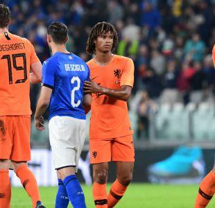 Italia y Holanda empatan en duelo de ilustres ausentes del Mundial de Rusia 2018