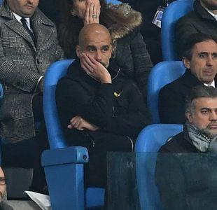 Josep Guardiola es sancionado con dos partidos por la UEFA debido a su expulsión