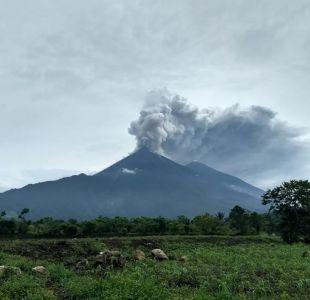 [VIDEO] Confirman la muerte de 69 personas en Guatemala tras erupción de Volcán de Fuego