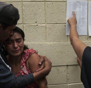San Miguel Los Lotes, la aldea de Guatemala que enterró el Volcán de Fuego