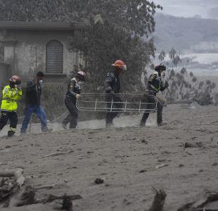[VIDEO] Guatemala comienza a despedirse de las víctimas del Volcán de Fuego