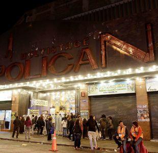 [VIDEO] Teatro Caupolicán: la catedral del boxeo donde Julio Álamos defenderá su título