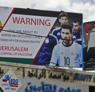 [VIDEO] Prensa asegura que Argentina no jugará ante Israel tras manifestaciones