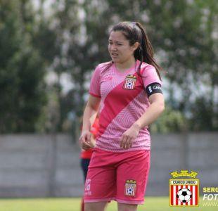 El fútbol de luto: Muere capitana de Curicó Unido