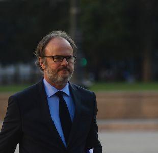 Bernardo Larraín Matte y regreso de Ponce a SQM: No es una buena práctica empresarial
