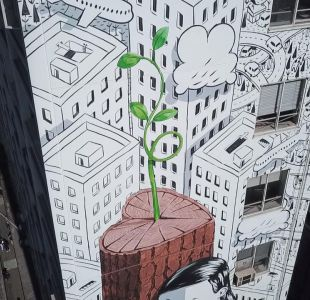 [VIDEO] El auge del arte callejero en Chile