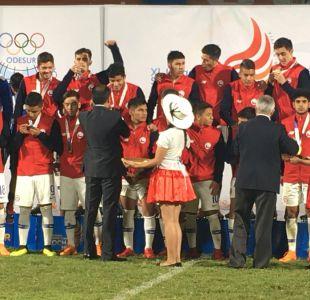[VIDEO] La Roja vence en el alargue a Uruguay y gana el oro en Cochabamba 2018