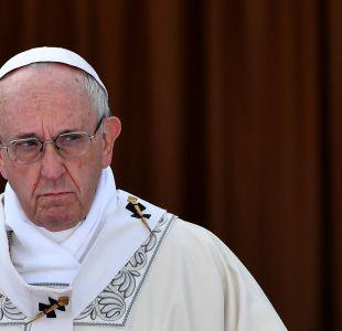 Víctimas de maristas dicen al Papa que tienen miedo de que abusadores sigan operando