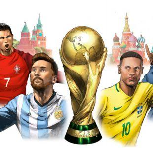 [FOTOS] Chile incluido: Marvel entra al mundo del fútbol con cómics sobre Rusia 2018
