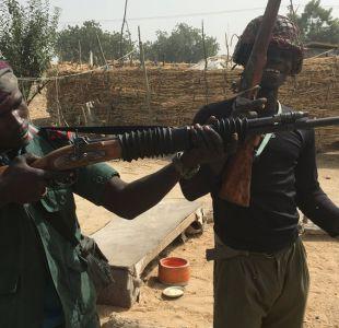Si lo tomas, eres fuerte y valiente: Tramadol, la droga que impulsa la violencia de Boko Haram