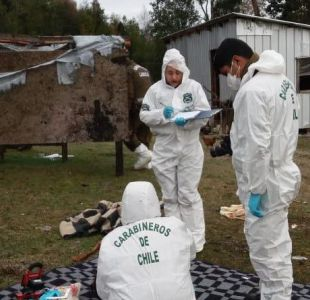 Lactante muere tras ser apuñalado en La Araucanía