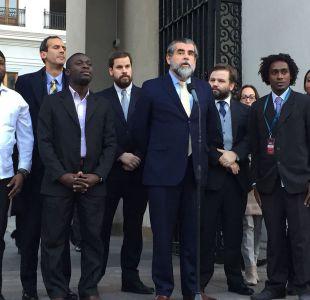 [VIDEO] Ubilla valora fallo del TC por visas y acusa a oposición de obstaculizar agenda migratoria
