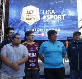 """Se da el """"vamos"""" en Chile la primera liga de fútbol virtual de Sudamérica"""