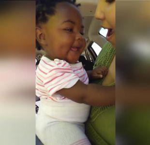 [VIDEO] Mujer haitiana recupera la custodia de su hija