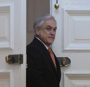 [VIDEO] Piñera se abre a rebaja de dieta parlamentaria: Todos tenemos que aportar