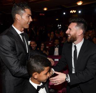 [VIDEO] ¿Cristiano y Messi a los golpes? Imitador argentino parodia a los cracks a días del Mundial