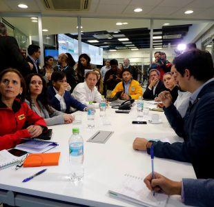 Aumento de cuadrillas y alimentadoras: Las medidas de Enel para enfrentar el sistema frontal