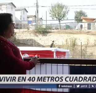 [VIDEO] Vivir en 40 metros cuadrados