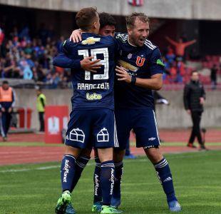 La U golea a Deportes La Serena por Copa Chile en el debut de Kudelka