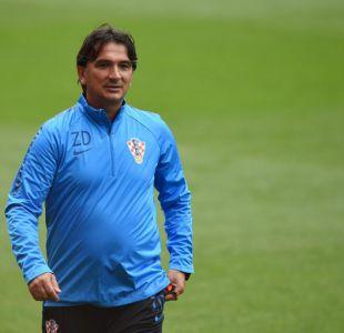 DT de Croacia: Contra Argentina es el partido más fácil