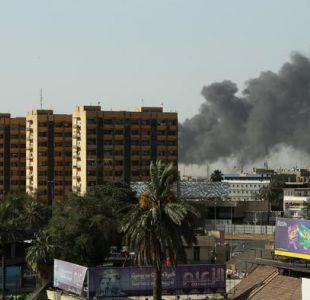 Locales con votos de elecciones se incendian antes del recuento en Irak