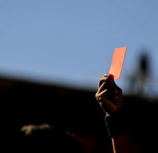 [VIDEO] Datos mundiales: la primera tarjeta roja en una Copa del Mundo fue a un chileno