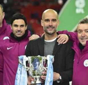 [VIDEO] Josep Guardiola se queda sin asistente en Manchester City