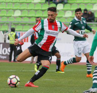[VIDEO] Goles Copa Chile: Palestino vence a Santiago Wanderers en Valparaíso