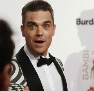 FIFA confirma a Robbie Williams y Ronaldo para la inauguración del Mundial de Rusia