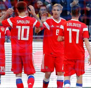 Revisa la programación del 13 para jornada inaugural del Mundial de Rusia