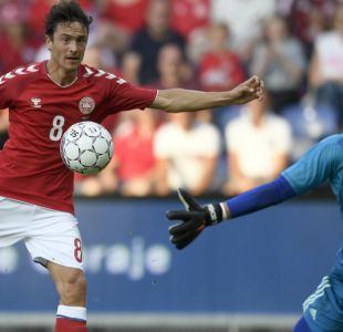 Jugador daltónico de Dinamarca revela complicación que podría tener en el Mundial de Rusia