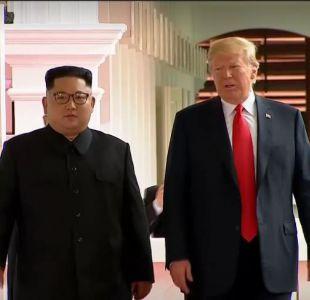 Trump anuncia el fin de las maniobras militares con Corea del Sur