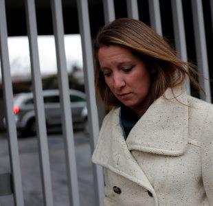 [VIDEO] Fiscalía asegura que Compagnon usó nombre de Bachelet