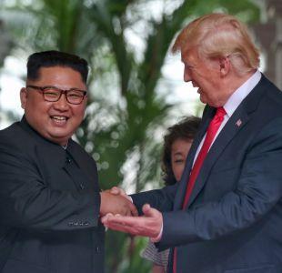 Kim Jong-Un acepta invitación de Donald Trump para visitar la Casa Blanca