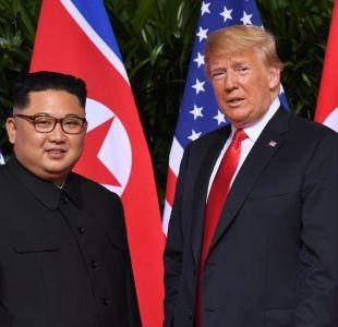 Trump asegura que negociaciones para nueva cumbre con Kim están avanzadas