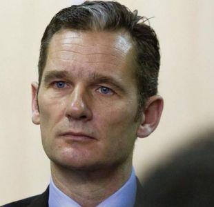 Más de cinco años de prisión para cuñado de Felipe VI