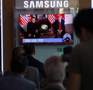 Las imágenes del histórico encuentro entre Donald Trump y Kim Jong-un en Singapur