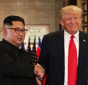 Los hilarantes memes que dejó el inédito encuentro entre Donald Trump y Kim Jong Un