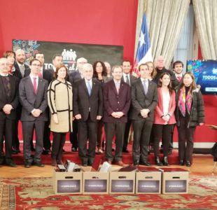 [VIDEO] Calidad de la educación: Piñera lanza iniciativa encabezada por Mariana Aylwin