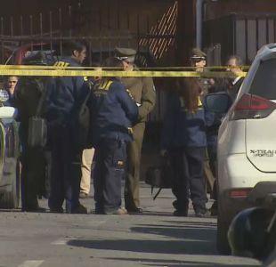 Detienen a presunto autor de doble homicidio en la comuna de Maipú