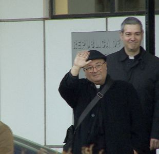 [VIDEO] La difícil misión de los enviados del Papa