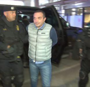 [VIDEO] Mafioso italiano es expulsado de Chile