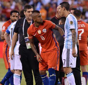 [VIDEO] El enojo de los argentinos con Arturo Vidal