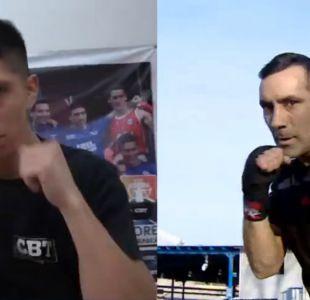 """[VIDEO] Noche de Boxeo en el Caupolicán: Un iquiqueño versus """"Maldá"""" Medina"""